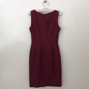 Banana Republic Dresses - Banana Republic Womens Dress Sheath Size 2 Maroon